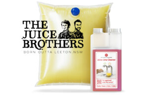 Juice Cloudy Apple THE JUICE BROTHERS 3x2